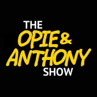 Opie and Anthony - Image: Opieandanthonylogo