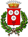 Coat of arms of Ostiglia