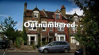 Outnumbered (UK TV series) - The title card from the first episode.