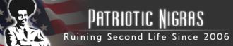 Patriotic Nigras - Image: PN Website Logo