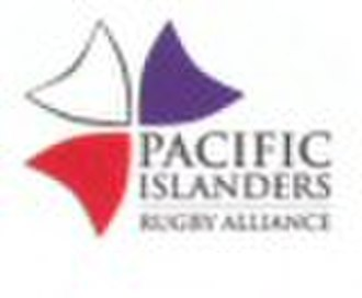 Pacific Islanders rugby union team - Image: Pacificislanderrugby logo