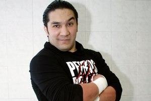 Perro Aguayo Jr. - Aguayo in 2012