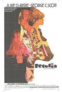 <i>Petulia</i> 1968 film by Richard Lester