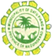 Official seal of Datu Piang