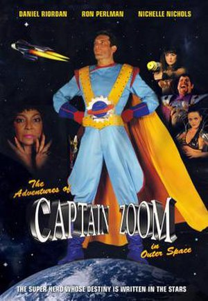 The Adventures of Captain Zoom in Outer Space - Original movie poster