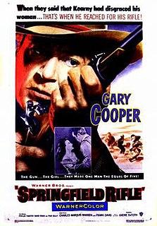 <i>Springfield Rifle</i> (film) 1952 film