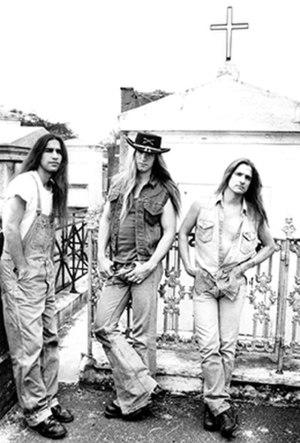 Pride and Glory (band) - Pride and Glory, 1994.