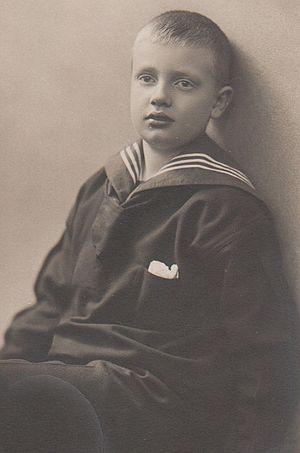 Prince Ernst Heinrich of Saxony - Image: Prince Ernst Heinrich