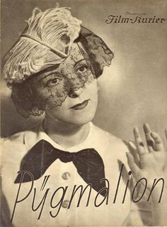 1935 German film based on George Bernard Shaw