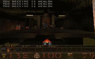 Quake (video game) - Quake gameplay