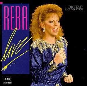 Reba Live - Image: Reba Live