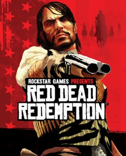 <i>Red Dead Redemption</i> 2010 action-adventure game