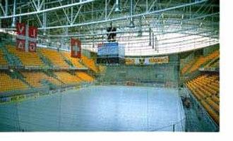 Pista La Resega - Image: Resega stadion