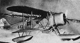 IMAM Ro.43 floatplane