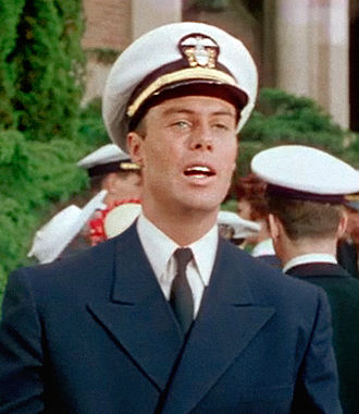 Robert Francis (actor) - Robert Francis as Willie Keith in The Caine Mutiny
