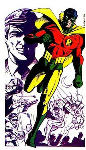 Robin (character) - Pre-Crisis Earth-Two Robin
