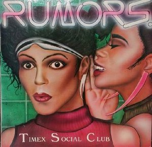 Rumors (Timex Social Club song) - Image: Rumors single