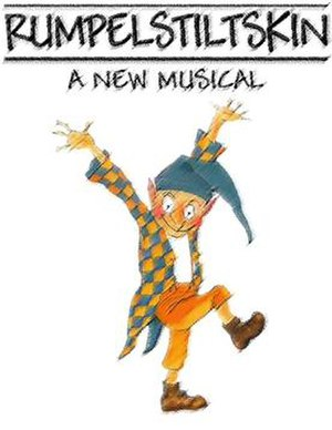 Rumpelstiltskin (musical) - Off-Broadway Poster