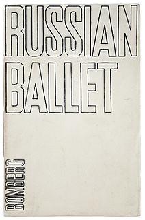 <i>Russian Ballet</i> (book)