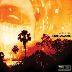 Ashes & Fire - Image: Ryan adams ashes fire
