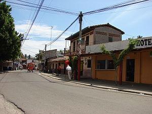 San Luis La Herradura - Image: SLLH Barrio El Centro