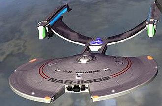 Star Trek: Intrepid - The SS Ariadne