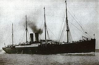 SS <i>Elbe</i> (1881) Transatlantic ocean liner