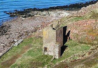 Sir James Lowther, 4th Baronet - Saltom Pit