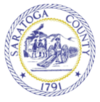 Official seal of Saratoga County
