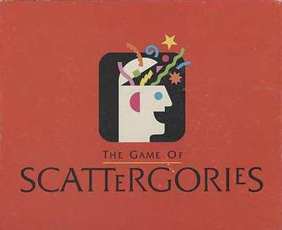 Picture of a game: Scattergories