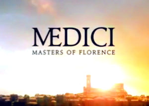 Medici: Masters of Florence - Image: Screenshot Medici Masters of Florence Netflix Title Sequence