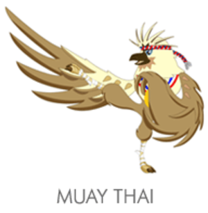 Muay at the 2005 Southeast Asian Games - Muay Thai at the 2005 Southeast Asian Games logo