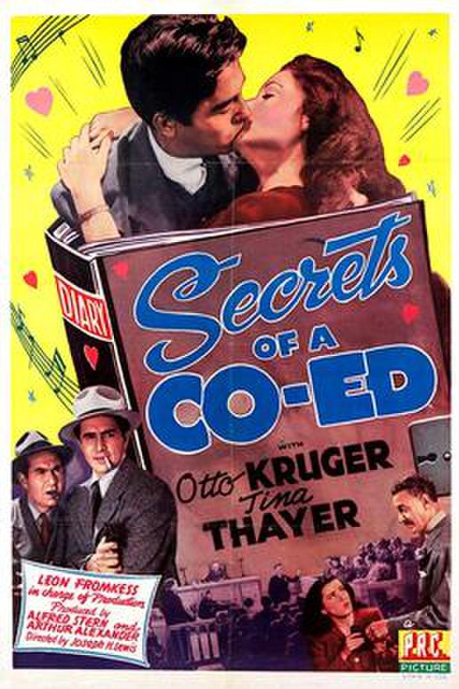 Secrets of a Co-Ed