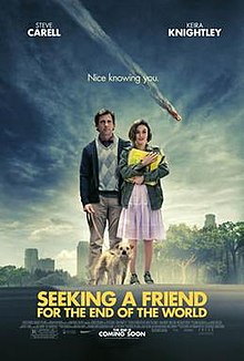 seeking a friend for the end of the world review
