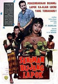 <i>Seniman Bujang Lapok</i> 1961 film by P. Ramlee