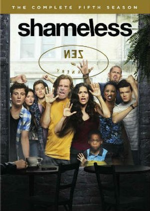 Shameless (season 5) - Image: Shameless Season 5