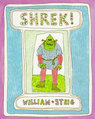Shrek! - First edition cover