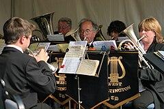 British brass band - Wikipedia