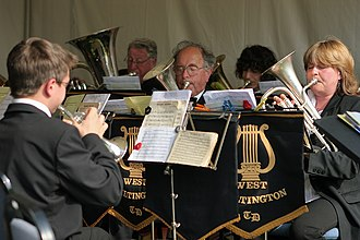 British brass band - Brass banding across the generations