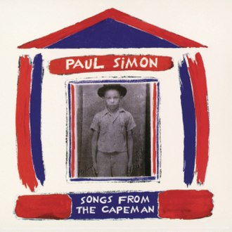Songs from The Capeman - Image: Simon Capeman