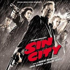 Sin City (soundtrack) - Image: Sin City Soundtrack