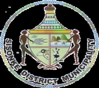 Harry Gwala District Municipality - Image: Sisonke Co A