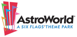Six Flags AstroWorld Defunct theme park in Houston, Texas