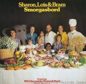 Smorgasbord (album) - Image: Smorgasbord 1979