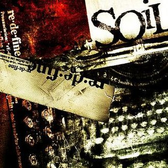 Redefine (Soil album) - Image: Soilredefine