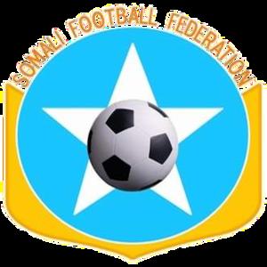 Somalia national football team - Image: Somali FF (logo)