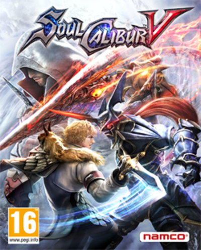 Picture of a game: Soulcalibur V
