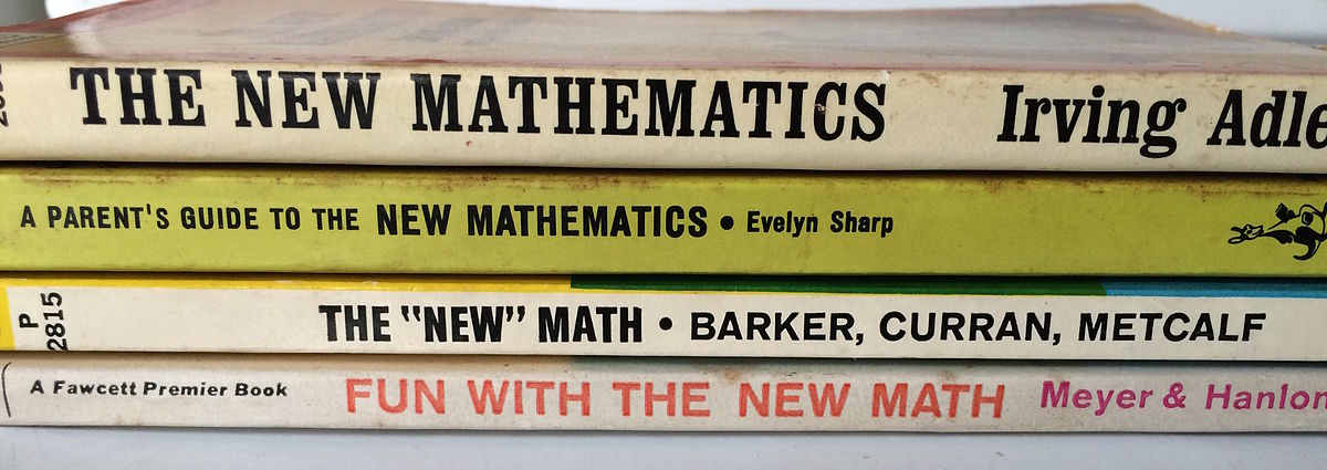 Px Spines Of New Math Paperbacks From S on math worksheets for 5