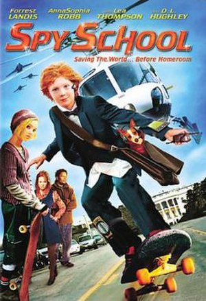 Spy School - Theatrical poster