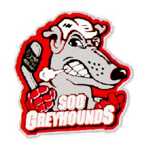 Sault Ste. Marie Greyhounds - Image: Ssm greyhounds 1998
